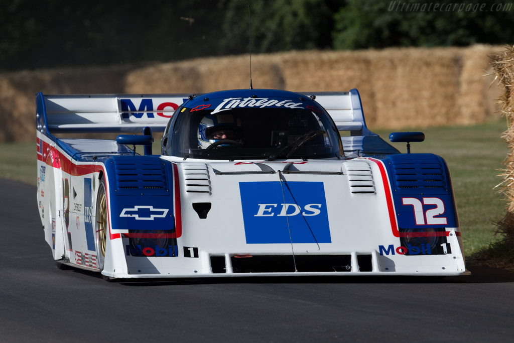 Intrepid RM1 Chevrolet - Chassis: 004 - Driver: Peter Garrod  - 2015 Goodwood Festival of Speed