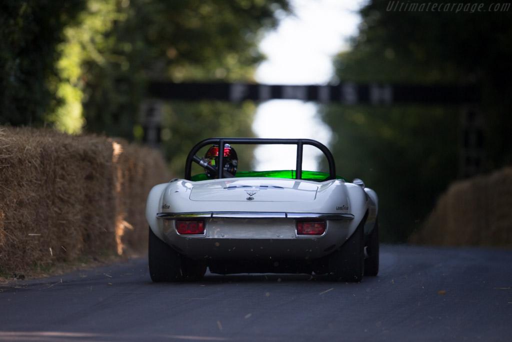 Jaguar E-Type Group 44 - Chassis: UE1S24250 - Entrant: Jaguar Daimler Heritage Trust - Driver: Geoff Smith  - 2015 Goodwood Festival of Speed