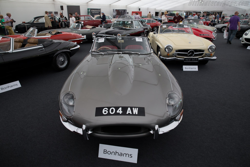 Jaguar E-Type Roadster - Chassis: 1E1967   - 2015 Goodwood Festival of Speed
