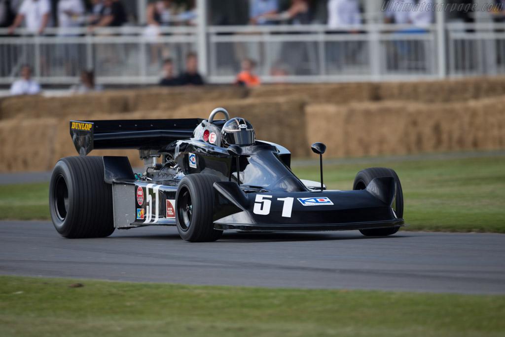 Kojima KE007 Cosworth - Chassis: KE007/2 - Driver: Shoji Tochibayashi  - 2015 Goodwood Festival of Speed