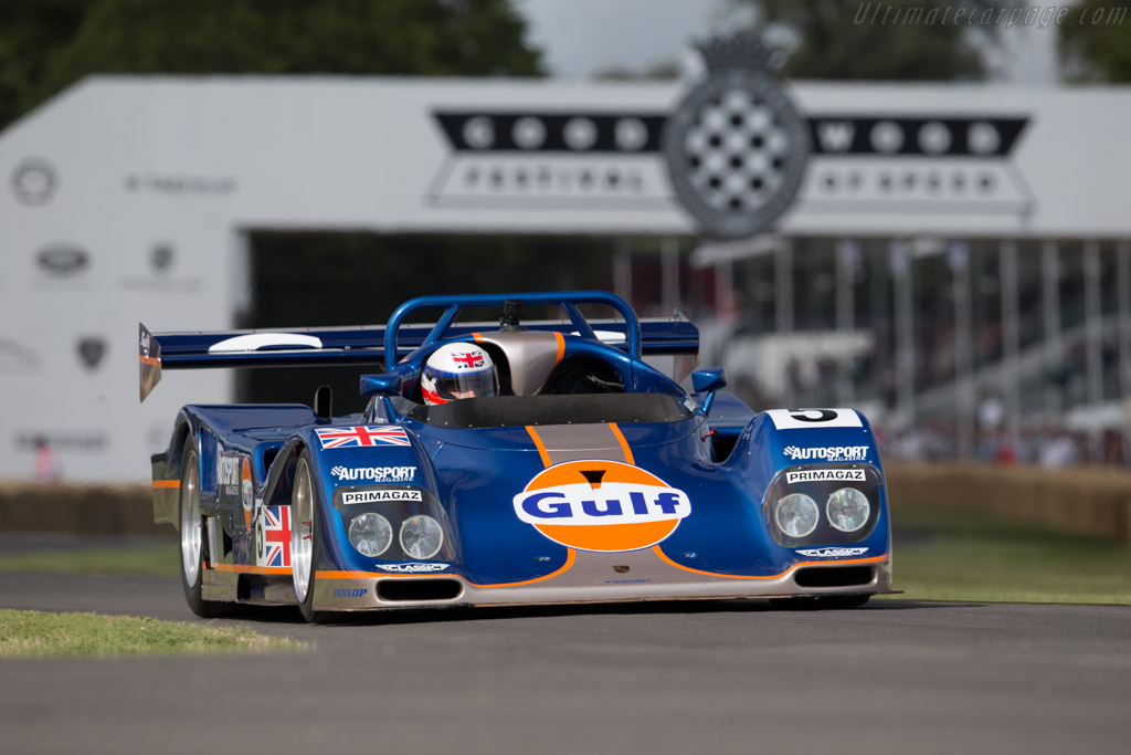 Kremer Porsche K8 Spyder - Chassis: 07SP - Entrant: ROFGO Collection - Driver: Derek Bell  - 2015 Goodwood Festival of Speed