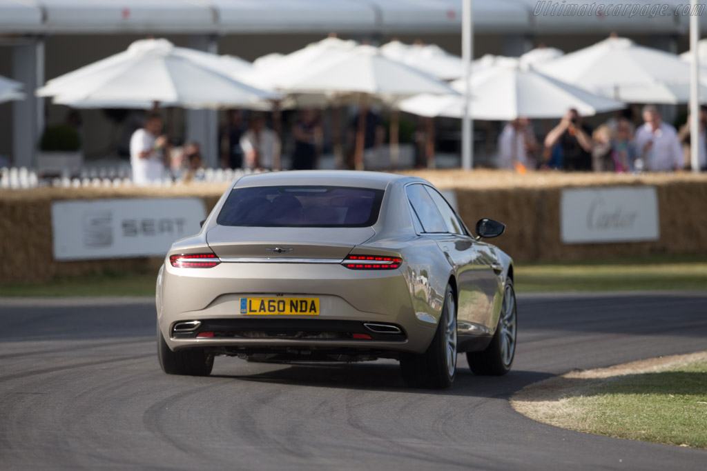 Lagonda Taraf    - 2015 Goodwood Festival of Speed