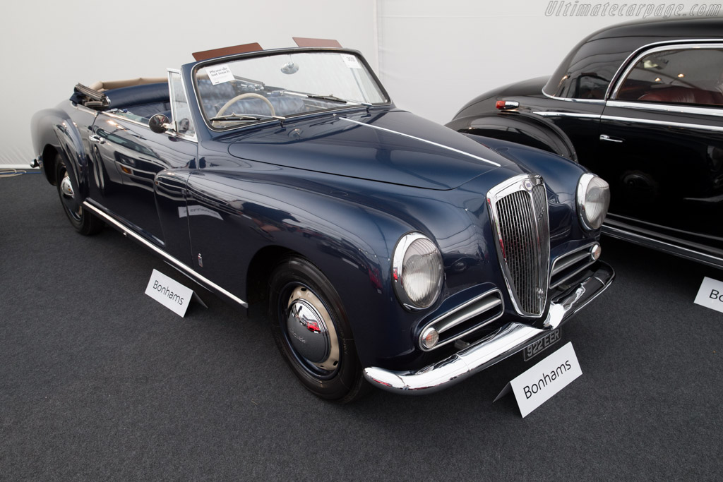 Lancia Aurelia Cabriolet - Chassis: B50 1443   - 2015 Goodwood Festival of Speed