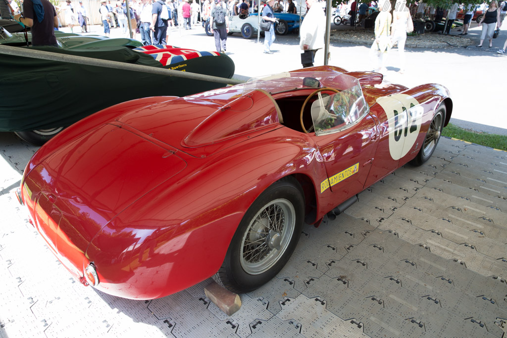 Lancia D24 - Chassis: 0004 - Entrant: Museo Nazionale dell'Automobile Torino  - 2015 Goodwood Festival of Speed