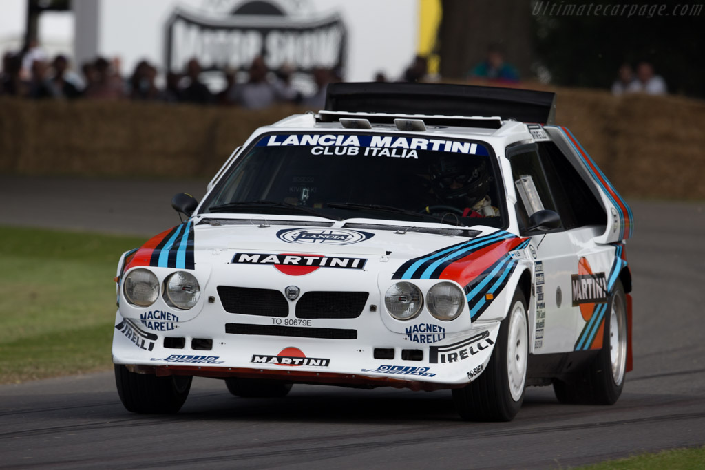 Lancia Delta S4 - Chassis: 222 - Driver: Stefano Macaluso  - 2015 Goodwood Festival of Speed