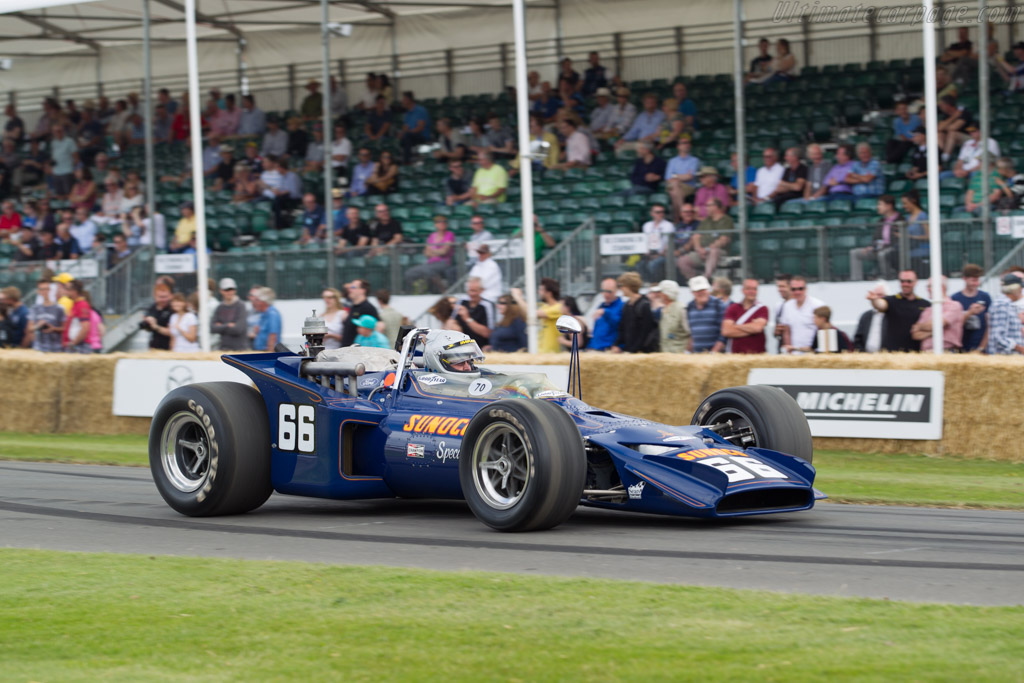 Lola T153 Sunoco Special - Chassis: SL153/6 - Driver: Richard Hamlin  - 2015 Goodwood Festival of Speed