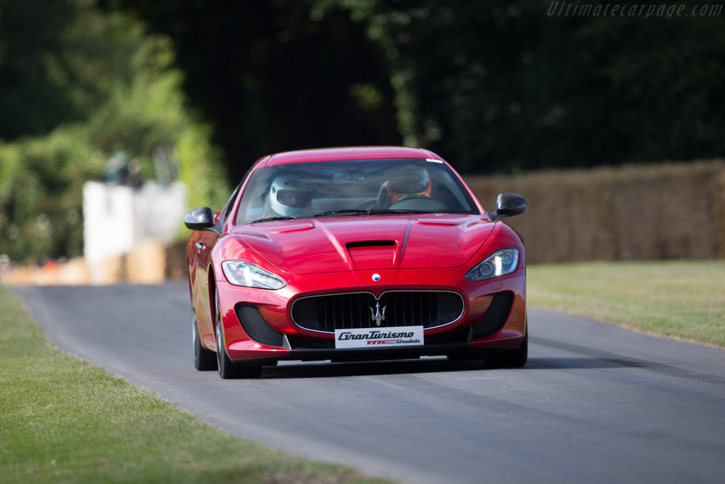 Maserati GranTurismo MC Stradale    - 2015 Goodwood Festival of Speed