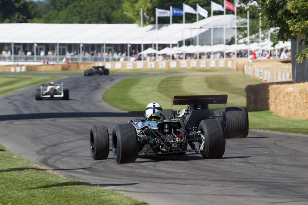 Matra MS5 Ford - Chassis: 11 - Driver: Patrick Jamin  - 2015 Goodwood Festival of Speed