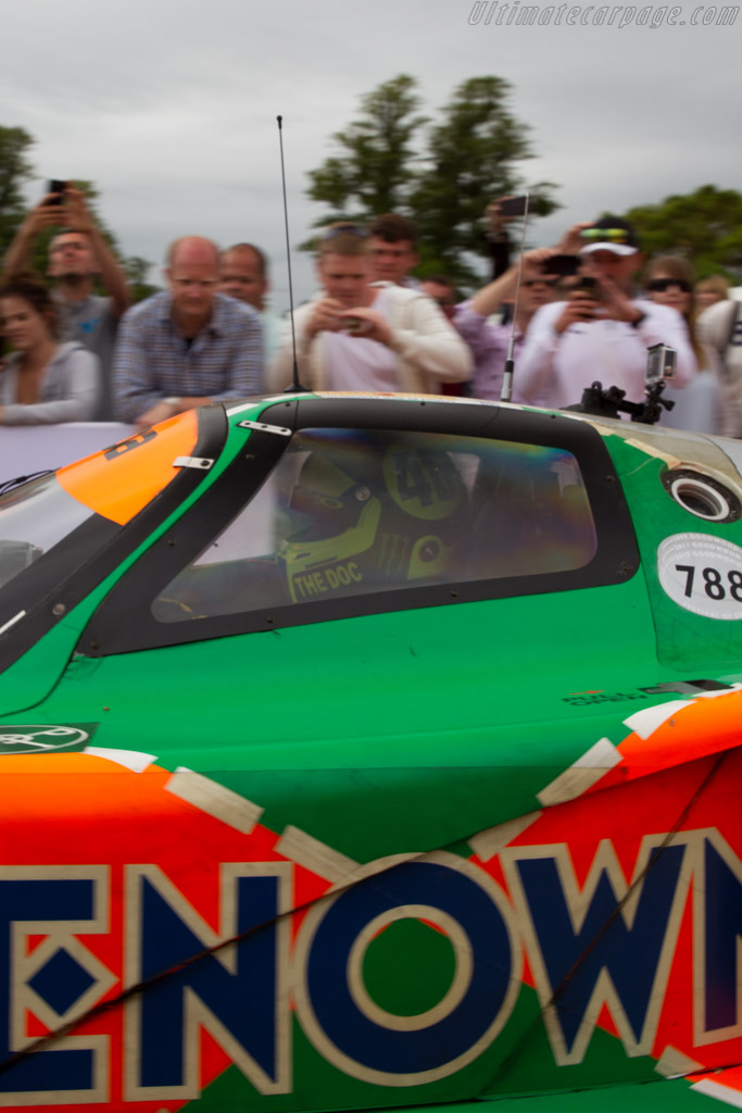 Mazda 787B - Chassis: 787B - 002 - Entrant: Mazda Europe - Driver: Valentino Rossi  - 2015 Goodwood Festival of Speed
