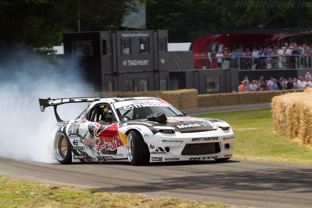 Mazda Rx 7 2017 >> Mazda FD RX-7 - Entrant: Red Bull Motorsports - Driver ...