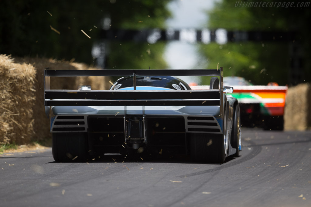 Mazda RX-792P - Chassis: GTP 001 - Entrant: Mazda Europe - Driver: Wheldon Muncey  - 2015 Goodwood Festival of Speed