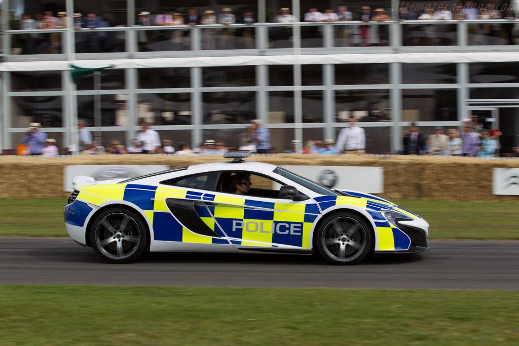 McLaren 650S    - 2015 Goodwood Festival of Speed