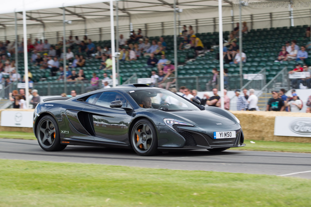 McLaren 650S Le Mans - Chassis: SBM11DAB8FW003539   - 2015 Goodwood Festival of Speed
