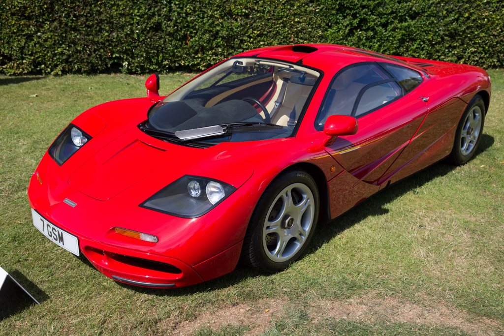 McLaren F1 - Chassis: 028 - Entrant: Gavin Moule  - 2015 Goodwood Festival of Speed