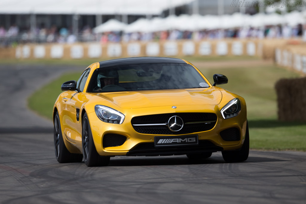 Mercedes-AMG GT S    - 2015 Goodwood Festival of Speed