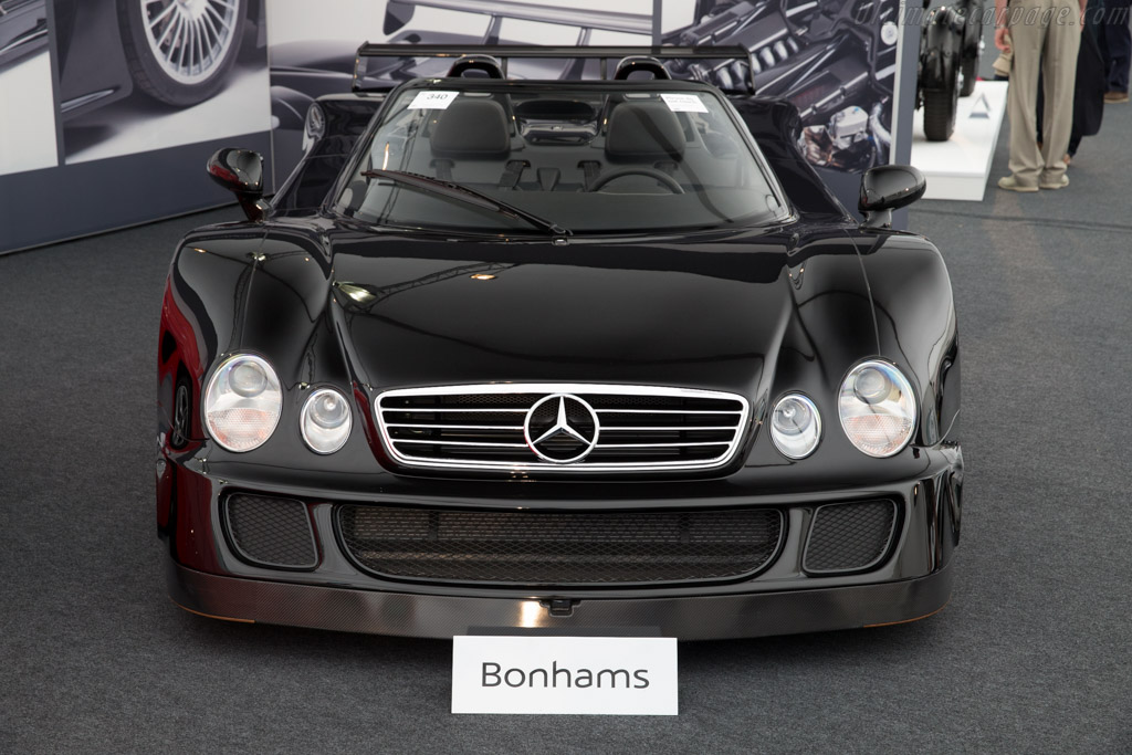 Mercedes-Benz CLK-GTR Roadster - Chassis: WDB297397Y000008   - 2015 Goodwood Festival of Speed