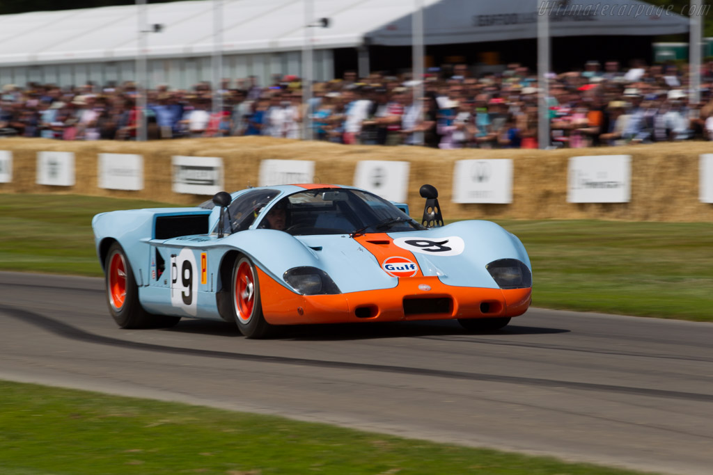 Mirage M2 BRM - Chassis: 002 - Entrant: ROFGO Collection - Driver: Stuart Hall  - 2015 Goodwood Festival of Speed