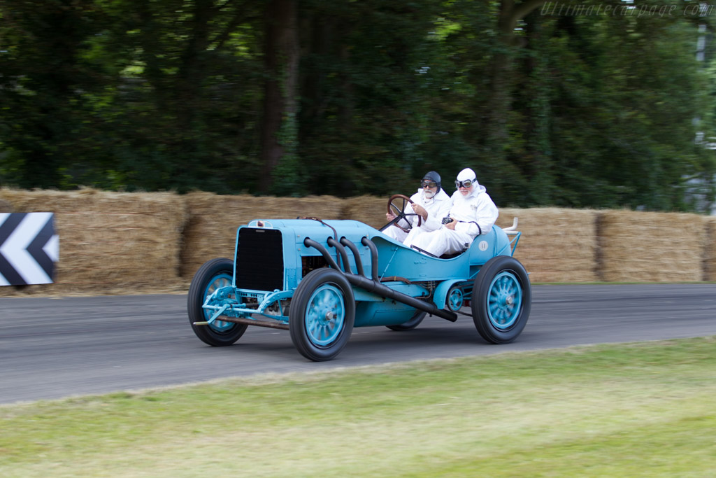 Mors Grand Prix - Chassis: 48 - Driver: Eddie Berrisford  - 2015 Goodwood Festival of Speed