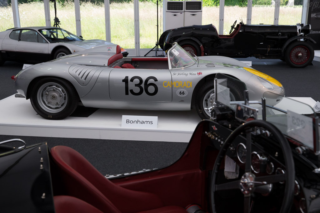 Porsche 718 RS 61 - Chassis: 718-070   - 2015 Goodwood Festival of Speed
