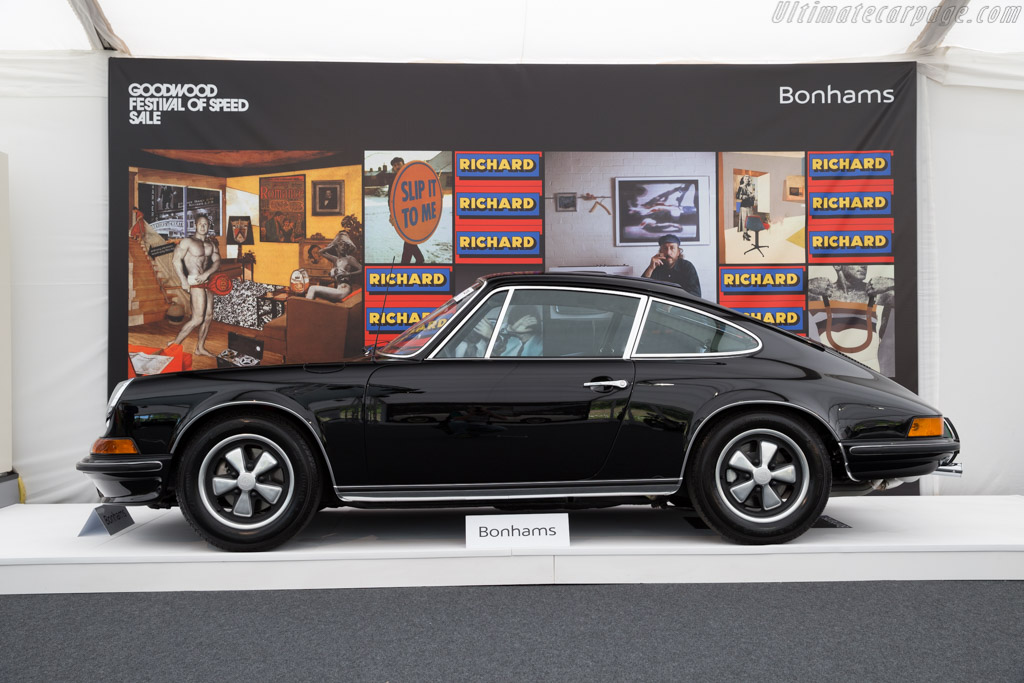 Porsche 911 2.4 S - Chassis: 911 330 0884   - 2015 Goodwood Festival of Speed