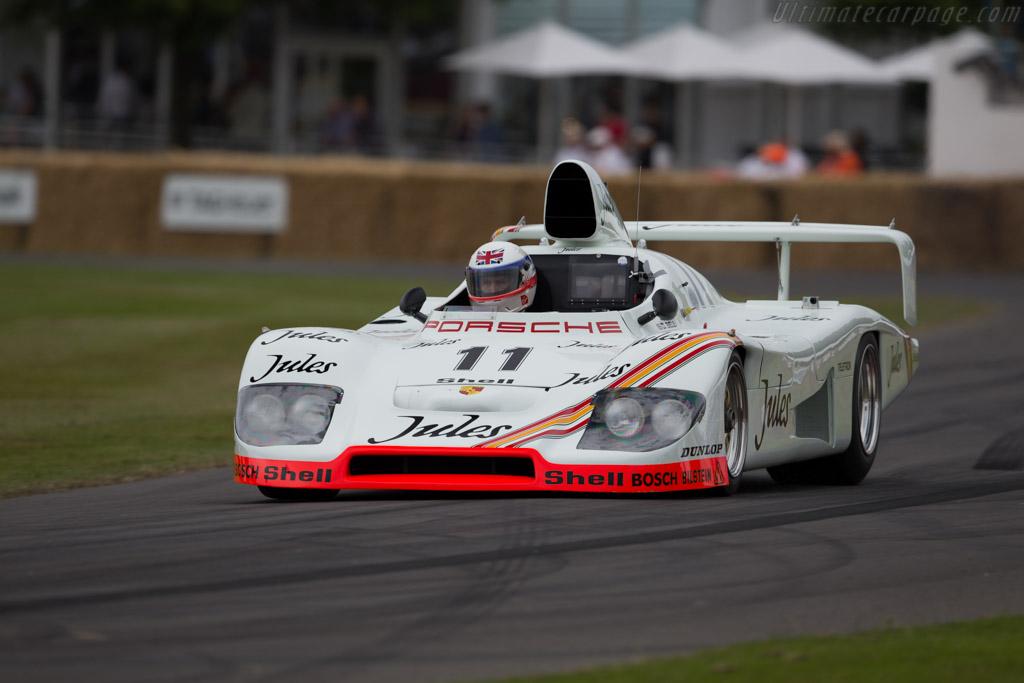 Porsche 936 - Chassis: 936-003 - Entrant: Porsche Museum GOH - Driver: Derek Bell  - 2015 Goodwood Festival of Speed