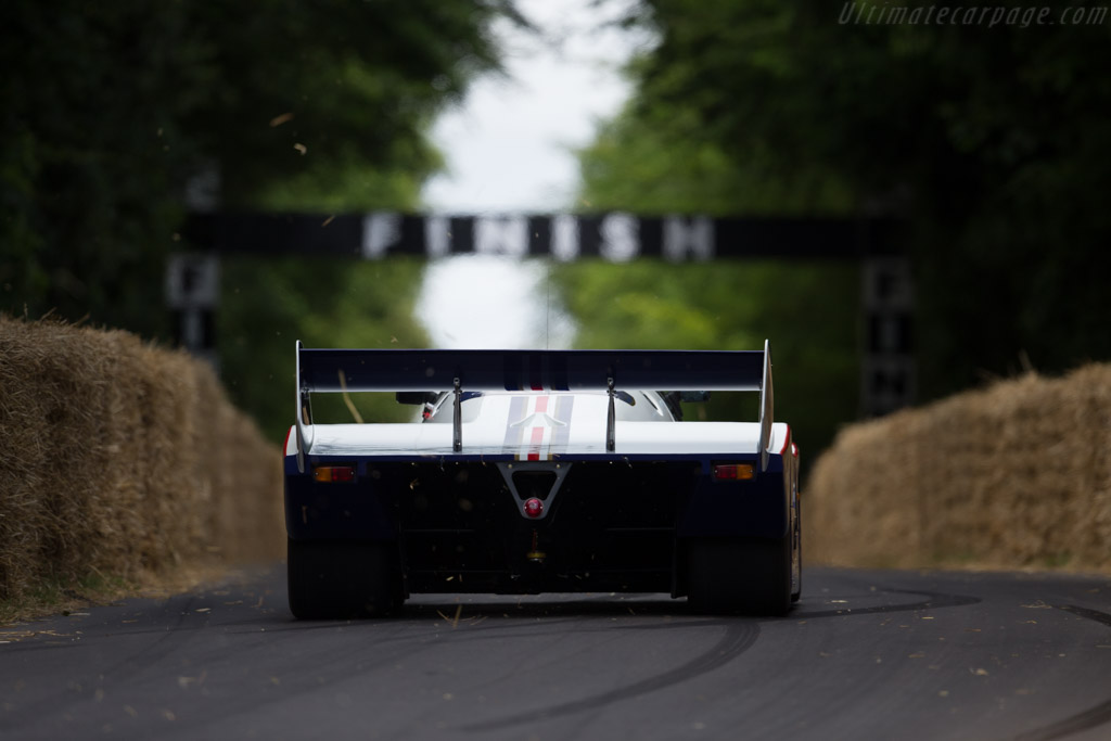 Porsche 962C - Chassis: 962-004 - Entrant: Chris Crawford - Driver: Franz Konrad  - 2015 Goodwood Festival of Speed