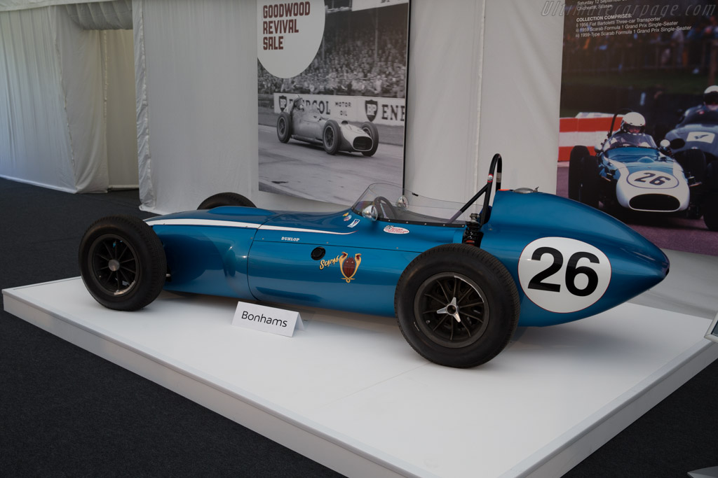 Scarab F1 Offenhauser - Chassis: 001   - 2015 Goodwood Festival of Speed
