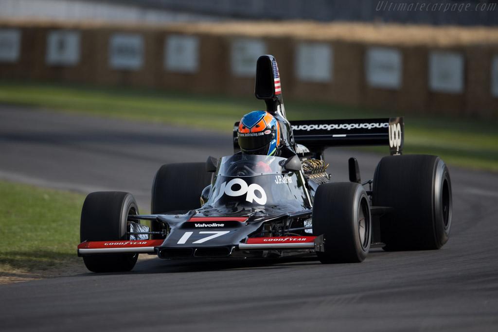 Shadow DN7 Matra - Chassis: DN7-1A - Entrant: Grant Beath - Driver: Scott Beath  - 2015 Goodwood Festival of Speed