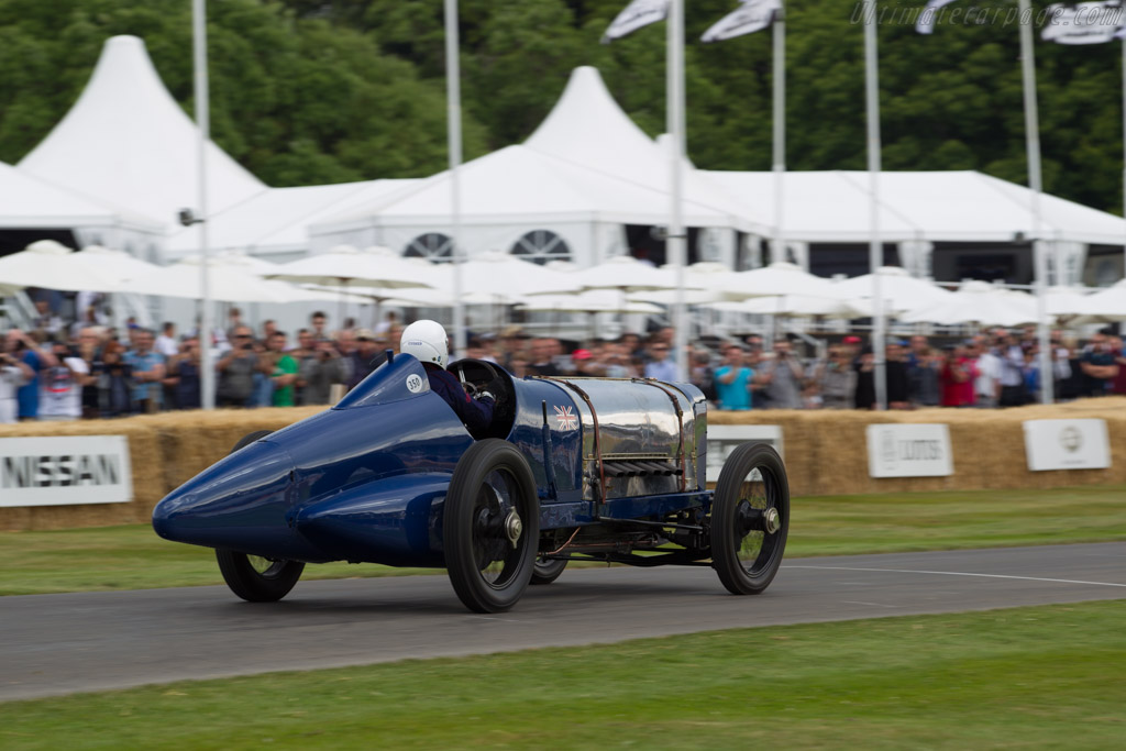 Sunbeam V12 350hp - Chassis: 1 - Entrant: National Motor Museum - Driver: Ian Stanfield  - 2015 Goodwood Festival of Speed