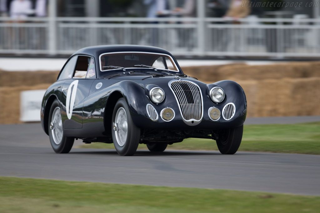 Talbot Lago T26C Chambas Coupe - Chassis: 110105 - Entrant: Jose-Maria Fernandez - Driver: Gary Pearson  - 2015 Goodwood Festival of Speed