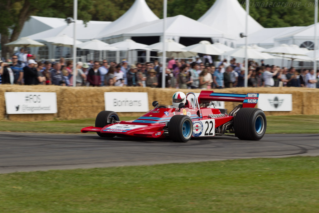 Tecno Goral E371 - Chassis: E731/01 - Driver: Giuseppe Bianchini  - 2015 Goodwood Festival of Speed