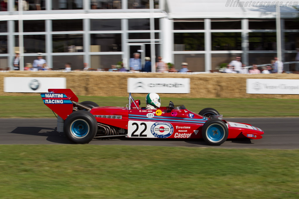 Tecno Goral E371 - Chassis: E731/01 - Driver: Giuseppe Bianchini  - 2015 Goodwood Festival of Speed