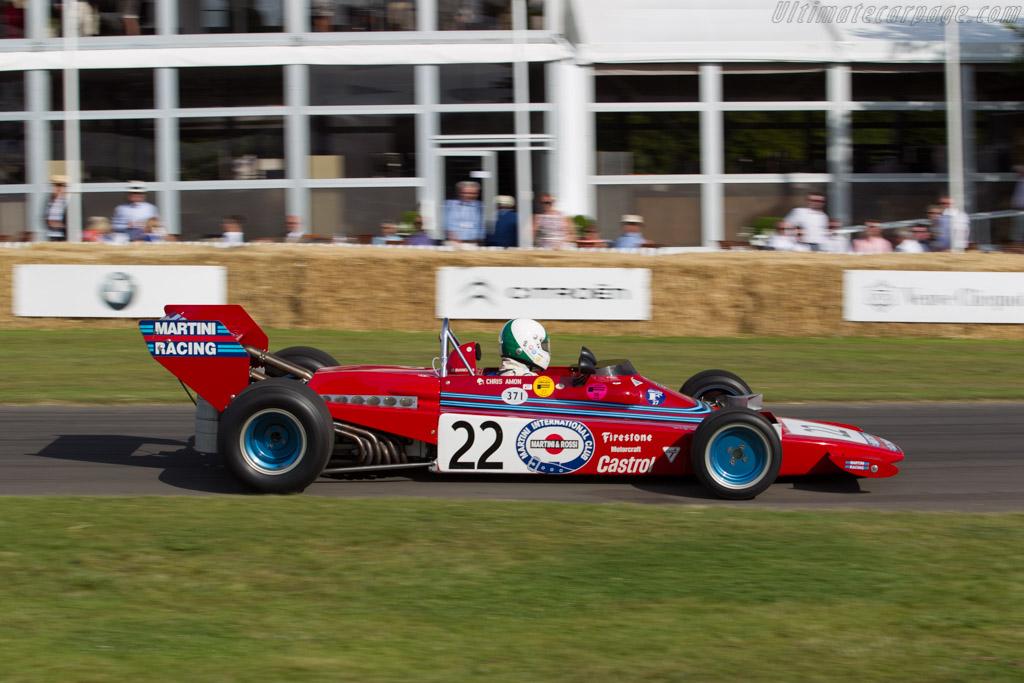 Tecno-Goral E731 - Chassis: E731/01 - Driver: Giuseppe Bianchini - 2015 Goodwood Festival of Speed