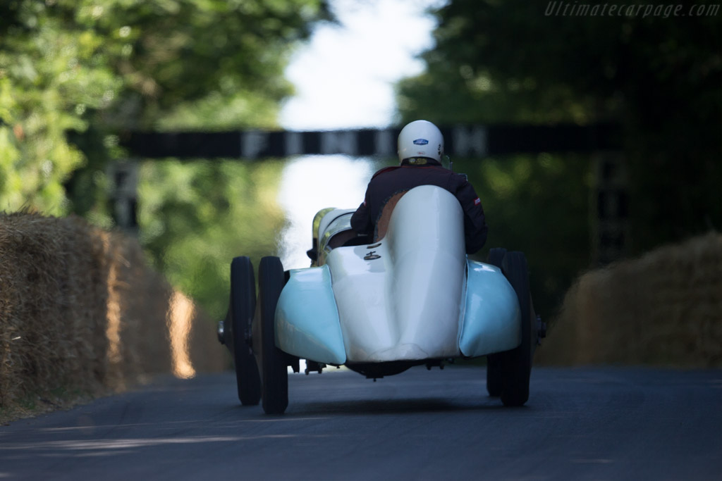 Thomas Special 'Babs'  - Driver: Geraint Owen - 2015 Goodwood Festival of Speed