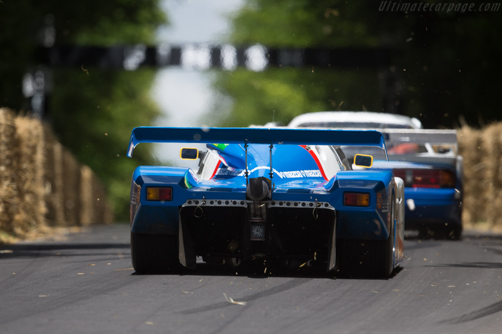 Tiga GT286 Mazda - Chassis: 330 - Driver: Patrick Murphy  - 2015 Goodwood Festival of Speed