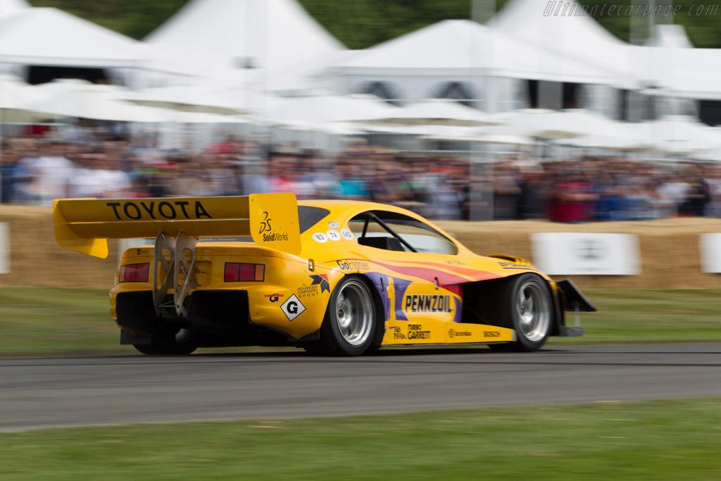 Toyota Celica Pikes Peak  - Driver: Rod Millen  - 2015 Goodwood Festival of Speed