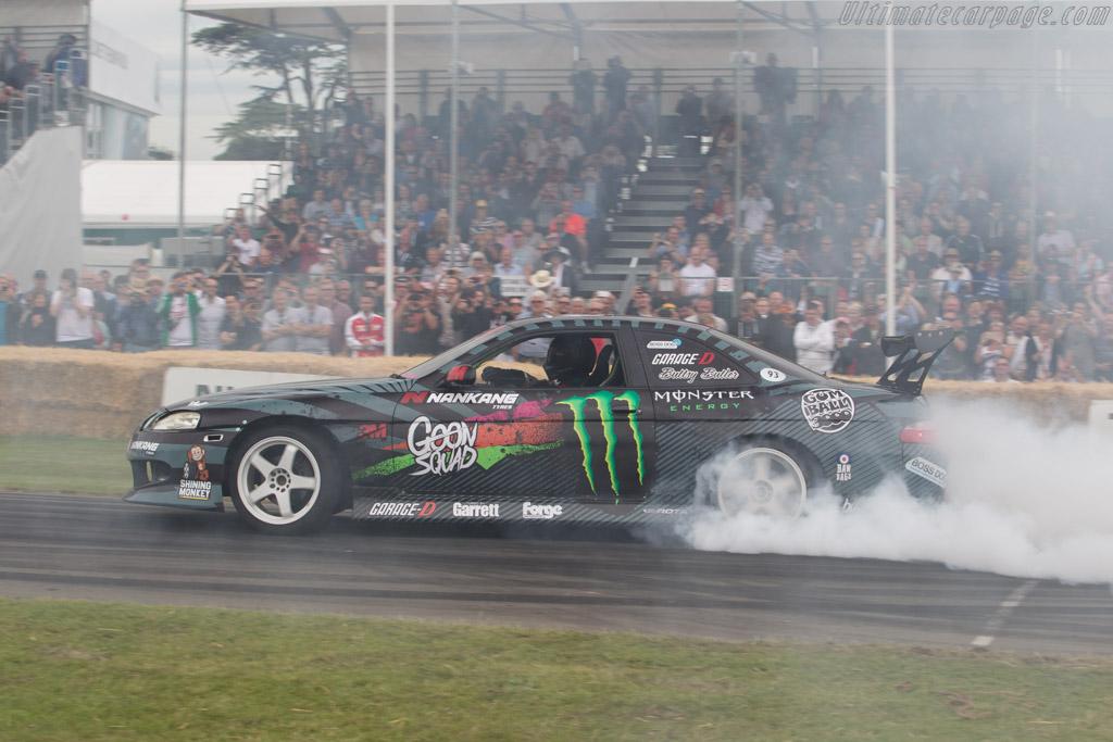 Toyota Soarer  - Driver: Derek Butler  - 2015 Goodwood Festival of Speed