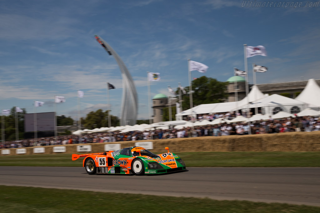 Welcome to Goodwood - Chassis: 787B - 002   - 2015 Goodwood Festival of Speed