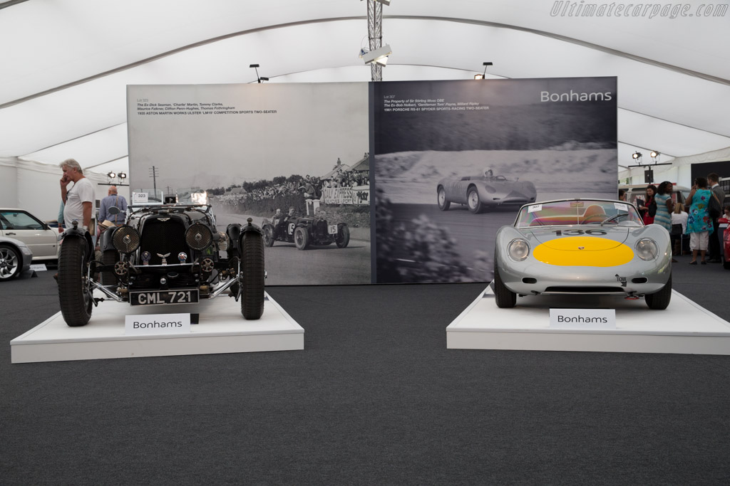 Welcome to the Bonhams Sale    - 2015 Goodwood Festival of Speed