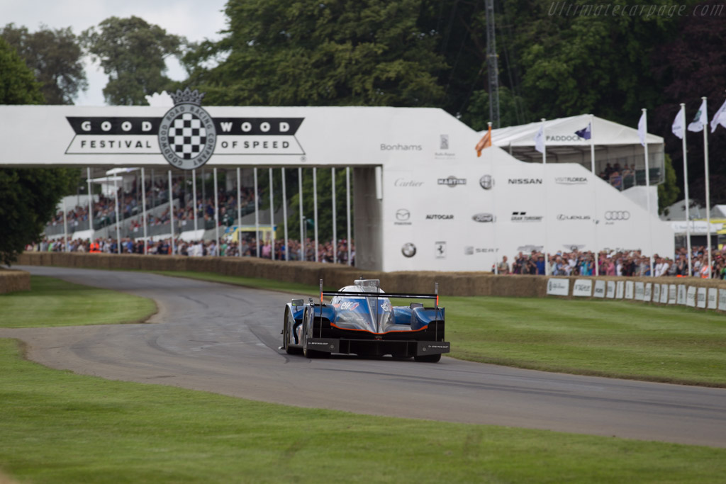 Alpine A460 Nissan - Chassis: 05-04 - Driver: Gustavo Menezes  - 2016 Goodwood Festival of Speed