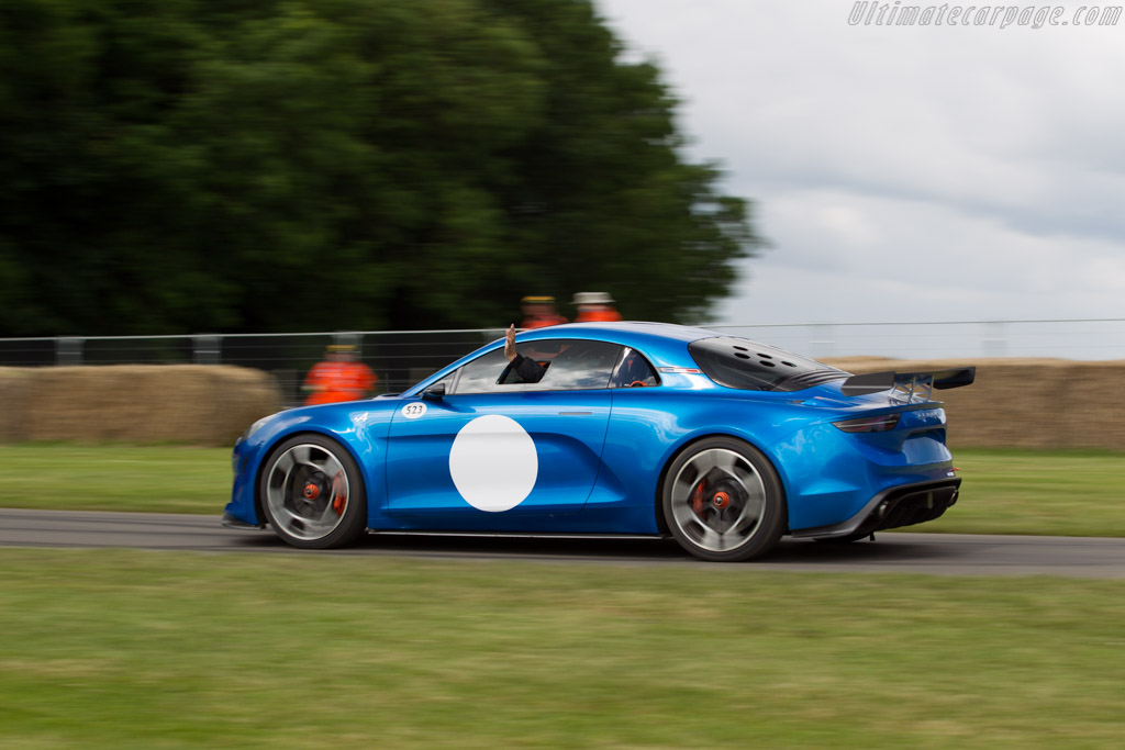 Apine Vision    - 2016 Goodwood Festival of Speed