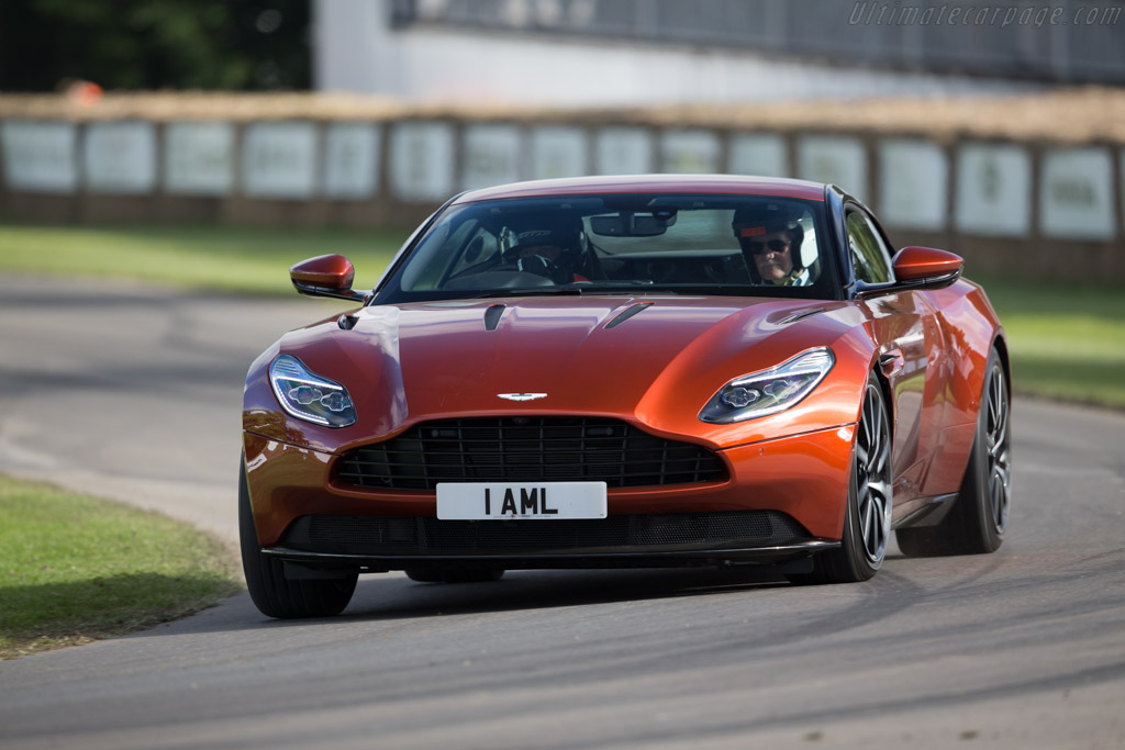 Aston Martin DB11    - 2016 Goodwood Festival of Speed