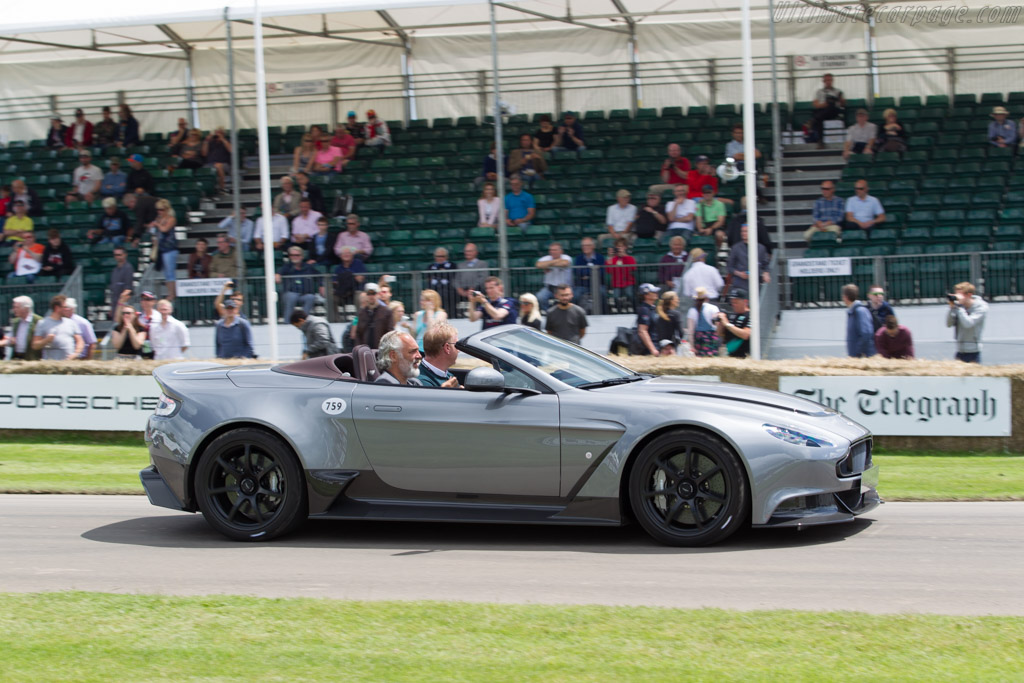 Aston Martin Vantage GT12 Roadster    - 2016 Goodwood Festival of Speed