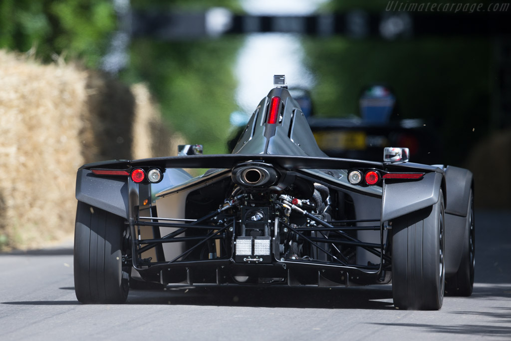 BAC Mono    - 2016 Goodwood Festival of Speed