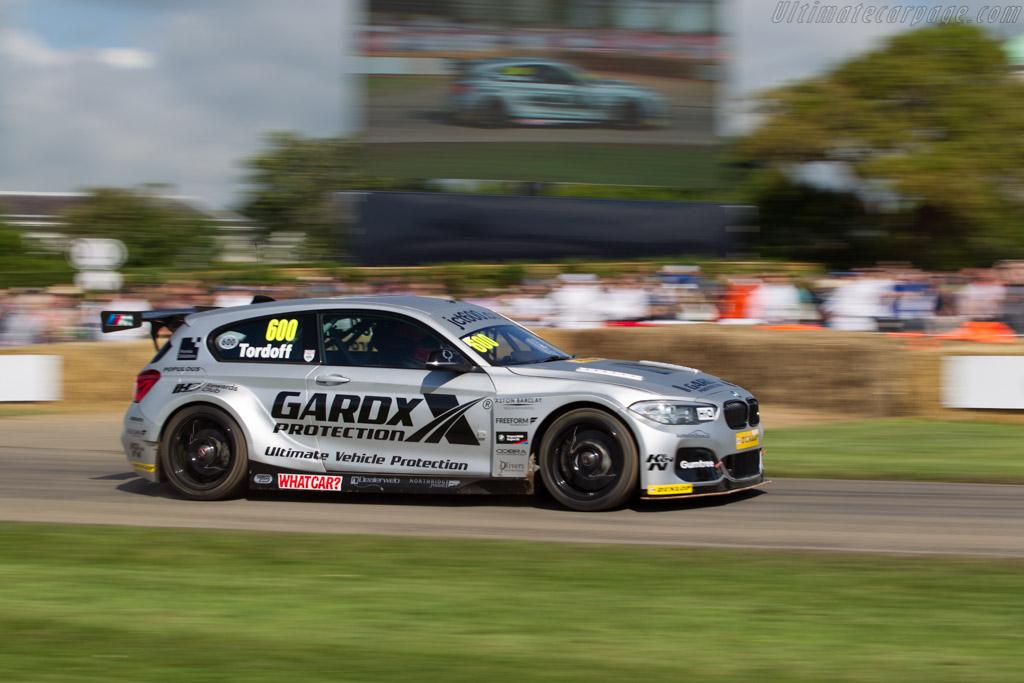 BMW 125i M Sport  - Entrant: WSR - Team JCT600 with GardX - Driver: Sam Tordoff  - 2016 Goodwood Festival of Speed