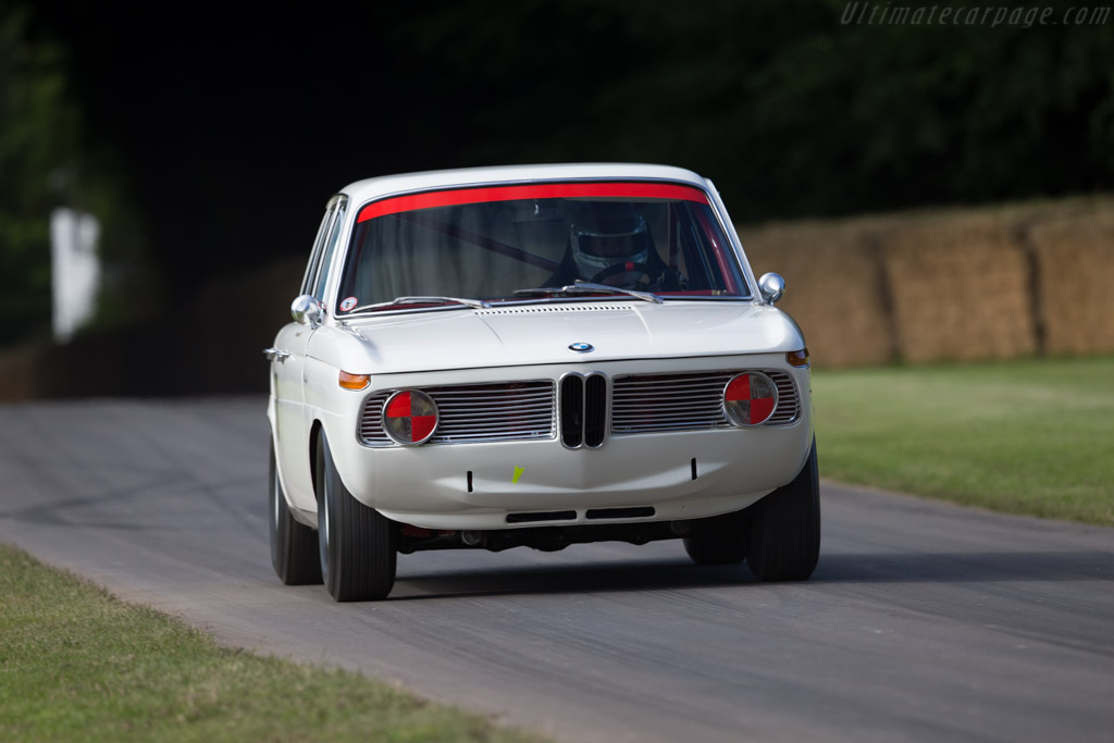 BMW 1800 TI/SA - Chassis: 995108 - Entrant: BMW Group Classic - Driver: Horst von Saursma  - 2016 Goodwood Festival of Speed