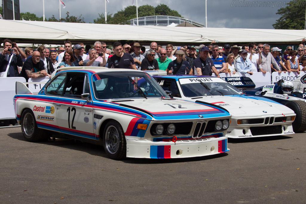 BMW 3.0 CSL  - Entrant: BMW Group Classic  - 2016 Goodwood Festival of Speed