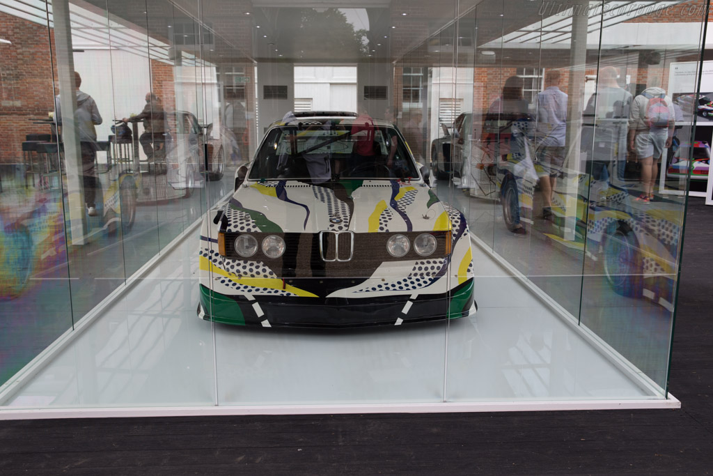 BMW 3.0 CSL Turbo - Chassis: 2275980   - 2016 Goodwood Festival of Speed