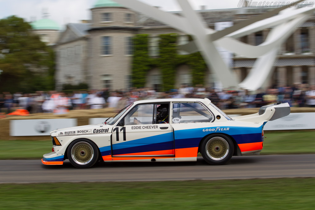 BMW 320i Group 5  - Driver: Kevin Cooper  - 2016 Goodwood Festival of Speed