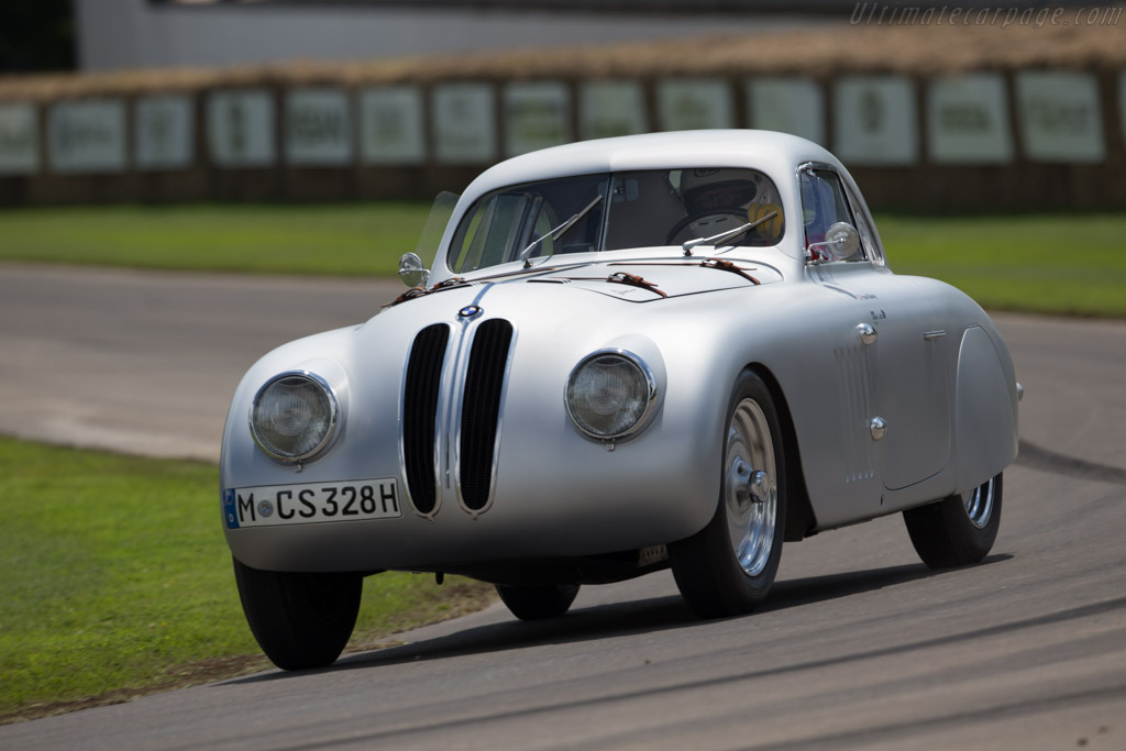 BMW 328 MM Touring Coupe - Chassis: 85368 - Entrant: BMW Group ...